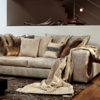 Bagnaresi Casa - Couch - TOKYO COCCO LEATHER