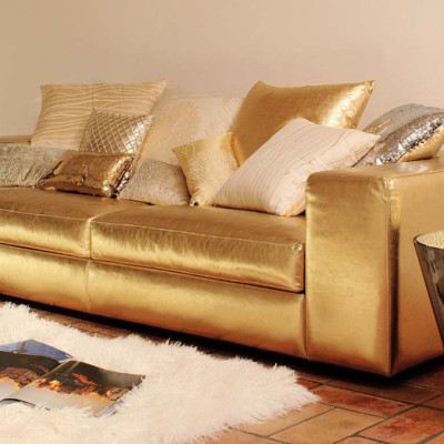 Bagnaresi Casa - Couch - TOKYO LUXORY LEATHER