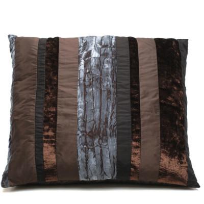 Bagnaresi Casa - Cushion - PATCH Q10 - VLR 10 MARRONE