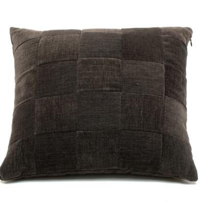Bagnaresi Casa - Pillow - DAMA Q3 - Moka