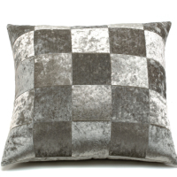 Bagnaresi Casa - Textile - Pillows - DAMA Q3 - Grigio