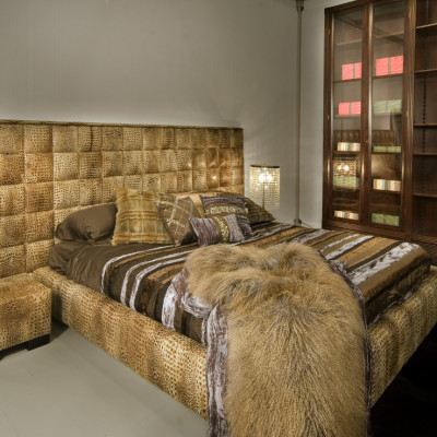 Bagnaresi Casa - Forniture - Bed - Brera