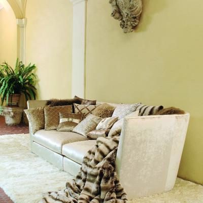 Bagnaresi Casa - Plaid - Cover - MONGOLIA C1 - RX