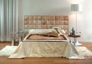 MILANO BED MADE WITH COCCO LEATHER